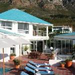 Diamond House, at the foot of Table Mountain