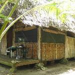 VIP hut
