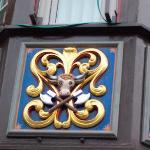 Ornate Window Carvings