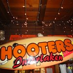 INSIDE HOOTERS RESTAURANT INTERLAKEN
