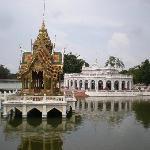 Devaraj-Kunlai Gate, Across the Pond, Behind the Pagoda