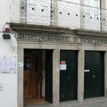 entrance to O Pescador