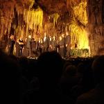 Jubilee Singers at the Caves of Nerja