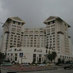 Foto de Sheraton Amman Al Nabil Hotel