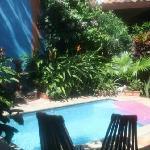 The Casa Silas pool