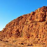 Kings Canyon sandstone formation