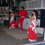Flamenco le jeudi soir.