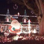 Large Santa Display
