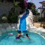Splash by the Hotel pool