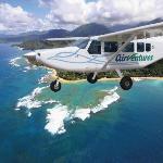 The Airvan over Kauai