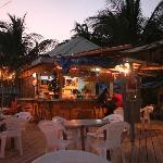Sunset at Femi's