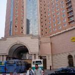 かなりの大型ホテル