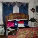 lonestar bed