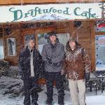 Photo de Driftwood Cafe