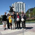 Me and my family in La Paz