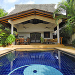 The Spa Samui Resorts 1 or 2 bedroom Villas