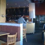 The Fyxx Espresso Bar, Broadway at Donald