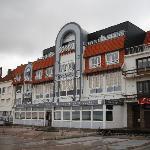 Hotel Atlantic on Christmas Day, 2009