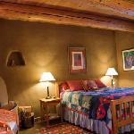 Pinon Room - Fireplace & Romance