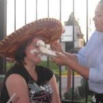 Celebrating a Birthday, Rancho Viejo Style