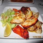 Chicken Hor's derve