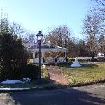 Andy Griffith Ave. & Aunt Bea Blvd. and the Gazebo