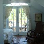Unser Schlafzimmer (3rd floor)
