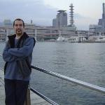 En el puerto de Kobe