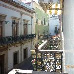 Mi balcon de la habitacion