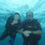 We enjoyed diving with White Sands Dive Shop