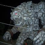 Giant Rock Creature