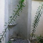 Doccia maldiviana