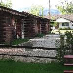 Some of the other cabins