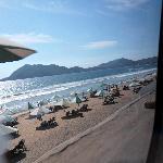Miramar beach - 5 min cab ride