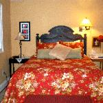 The Bed in Rosebud...charming