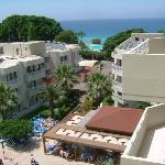 Foto de Poseidonia Aparthotel