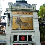 Antwerpen - Zoo, we were just at the entrance :D
