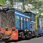 Toy train to Darjeeling
