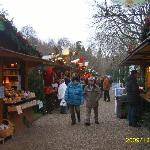 Christmas market at Baden Baden