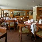 The Restaurant, Hotel Jumolhari, Thimph, Bhutan
