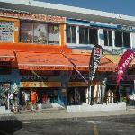K16 surf shop en calle Mejico