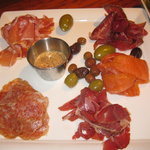 the cured meat were all done at premise