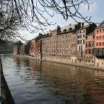Namur. Pretty. but windy!