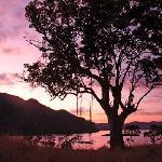 Romantic Sunset at Majika Island Resort