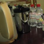 tae/coffee making