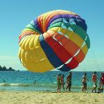 Pour les amateurs de parachute