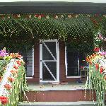 Bure Ceremonial Decoration