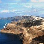 Santorini aka  Fira