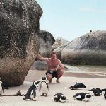Boulders Beach, Cape Town, 2006