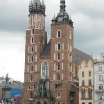 St. Mary's Basilica in Krakow Photo